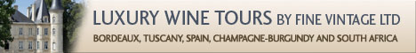 Luxury Wine Tours by Fine Vintage LTD